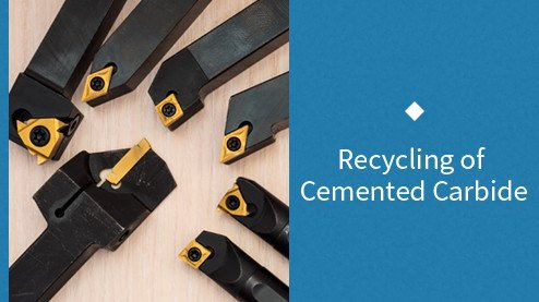 Recycling of Cemented Carbide
